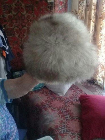 Шапка песцовая женская, в Бишкек