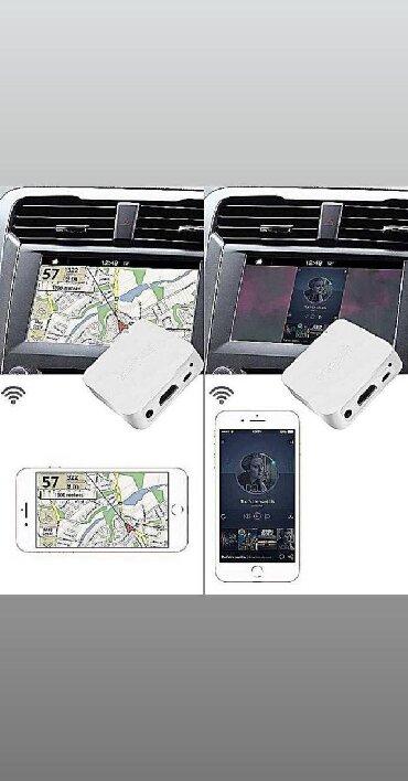 Samsung ultra touch s8300 - Azerbejdžan: Mirascreen Telefondan TVye goruntu oturmek ucun qurgu smart box