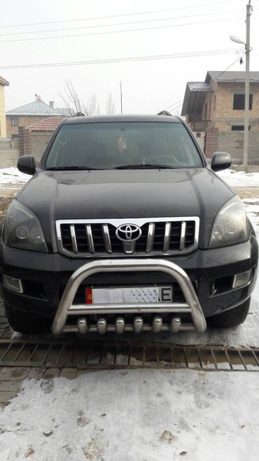продаю Toyota Land Cruiser Prado 2003г,отл.сос,дизель 3-х куб,все в Бишкек