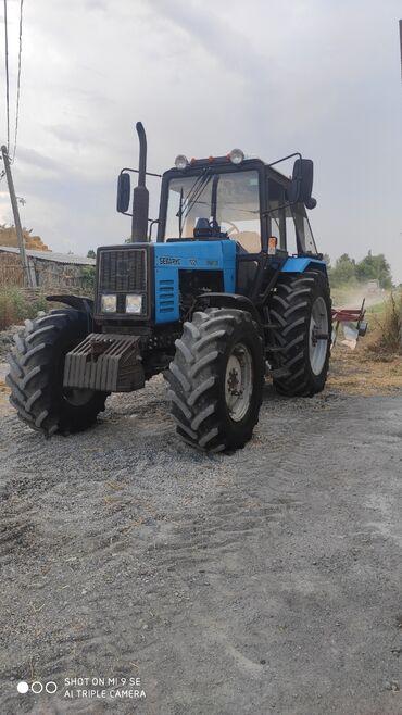 1221 traktor - Azərbaycan: Belarus 1221. Matoru teze kolsalanib cuzvi yag gendirmeyi variki