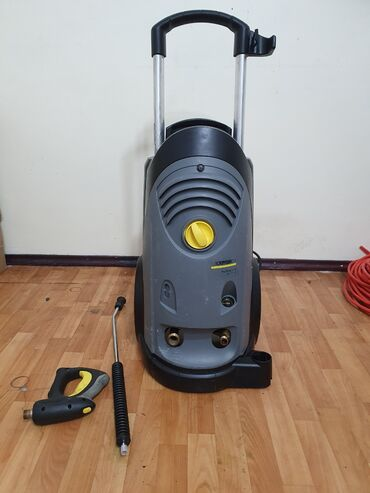 avtomobilnyi videoregistrator hd в Кыргызстан: Karcher hd 7/18-4M почти нового состояние, в комплекте пистолет