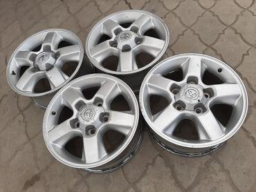 Продаю оригинальные диски R18 на Toyota Land Cruiser 100 (рестайл)/