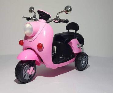 Muski ves - Srbija: VESPA MOTOR na akumulatorCENA: 9500 dinara. DEČIJI MOTOR NA