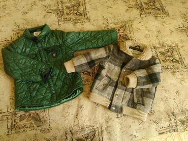 Детская одежда и обувь - Кок-Ой: Куртки от 1.5 годика до 5 лет за все 500с !Забираем срочно!