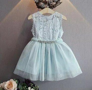 Очень нежное-нарядное платье.НОВОЕ На 2-2,5 года в Бишкек
