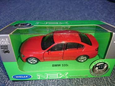 BMW 335i - kolekcionarski model - metalni autić - Belgrade