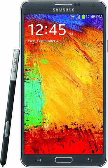 samsung galaxy note 3 qiymeti в Азербайджан: Б/у Samsung Galaxy Note 3 32 ГБ