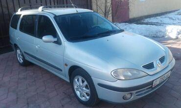 Рено универсал - Кыргызстан: Renault Megane 1.6 л. 2003 | 285000 км