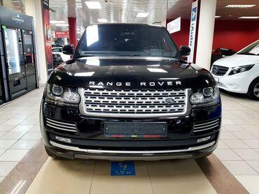 Land Rover в Бишкек: Land Rover Range Rover 4.4 л. 2015   127000 км