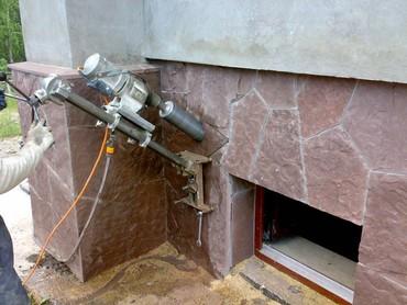 Алмазное бурение стен ,бетон, кирпич в Кок-Ой