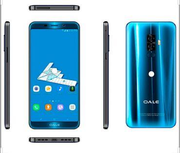 Продам бу телефон - Кыргызстан: Продаю телефон OALE  Б/у