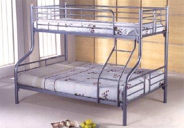 Другие кровати в Кыргызстан: Кровать двухъярусные Мебель можно купить в рассрочку или в кредит