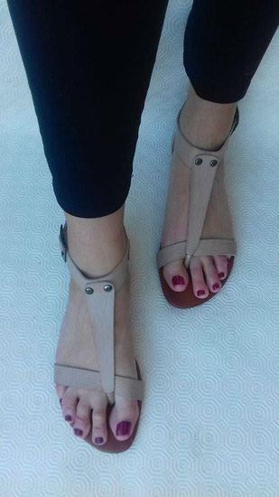 Ženska obuća | Valjevo: Comer- broj 40. Kozne sandale- udonne I lagane- broj 40 - gaziste