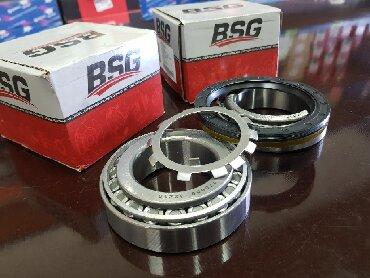купить боковое стекло на спринтер в Кыргызстан: Подшипник задний полоуси ( комплекти ) на Sprinter BSG A8 ( оргинал)