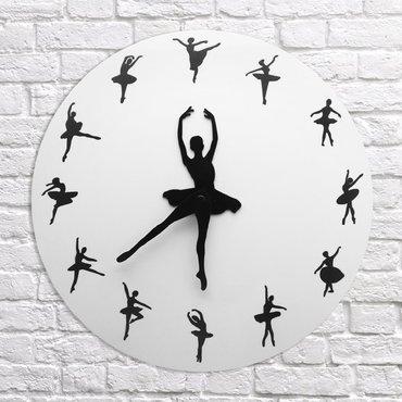 Декор для дома в Азербайджан: Dekor divar saatıBrand Name: The Vinyl ClockStyle: BriefModel: Ballet