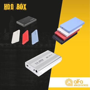 """hard disc - Azərbaycan: """"Hdd Box"""" la siz öz hard diskinizi Usb ilə bağlanan xarici sərt disk"""