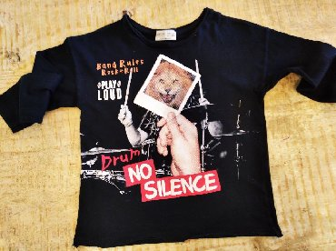Zara βαμβακερό μπλουζάκι για παιδάκι 5-6 ετων.Παραδοση αντικαταβολή