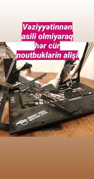 audi a4 32 fsi - Azərbaycan: Vəziyyətindən asili olmiyaraq her cur noutbuk və kompyuterləri alıram