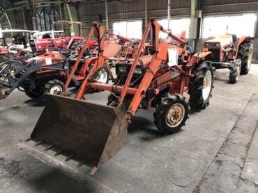 chrysler 2000 в Кыргызстан: Японский трактор с ковшей Hinomoto E2004, 4вд, цена 5500