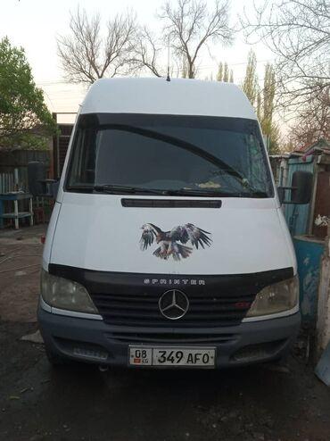 купить мотор мерседес 2 2 дизель в Кыргызстан: Mercedes-Benz Sprinter 2.2 л. 2002