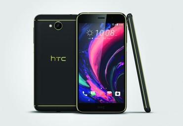 Bakı şəhərində HTC Desire 10 Compact dual sim 4G LTE qara reng, hecbir problemi