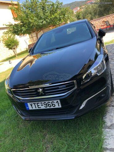 Peugeot 508 1.6 l. 2016 | 103000 km
