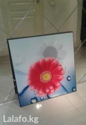 Картина (стекло ) 60 х60 в Бишкек