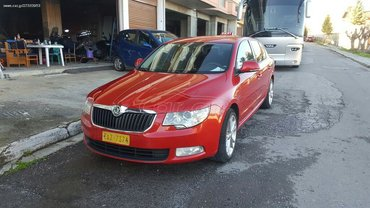 Skoda Superb 2 l. 2012 | 495000 km