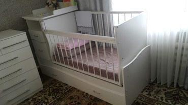 Детская кровать-трансформер в Бишкек