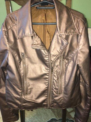Potpuno nova prolecna jakna
