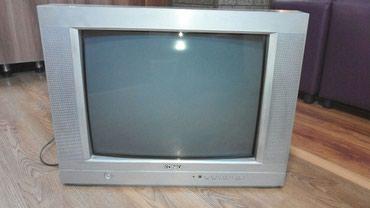 Телевизор в рабочем состоянии. в Бишкек