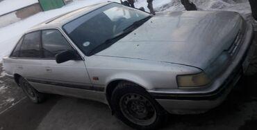 переходка в Кыргызстан: Mazda 626 2.2 л. 1989