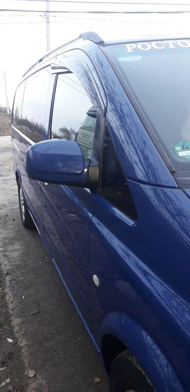 бусы турмалиновые в Азербайджан: Mercedes-Benz Vito 2.2 л. 2010 | 650000 км
