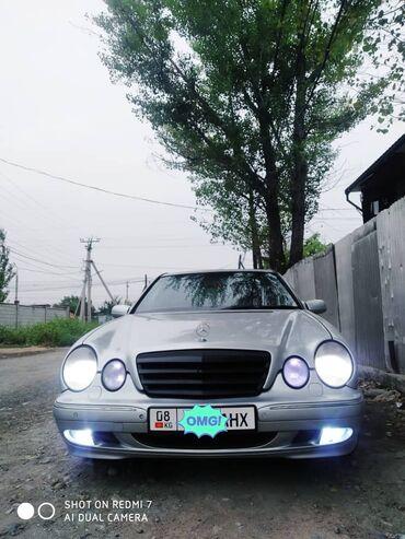 продам авто в рассрочку in Кыргызстан | MERCEDES-BENZ: Mercedes-Benz A 210 2.2 л. 2003