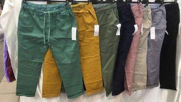 Pantalonice 3/4Dostupne u vise bojaVelicina uni (s, m, l)Cena: 1800