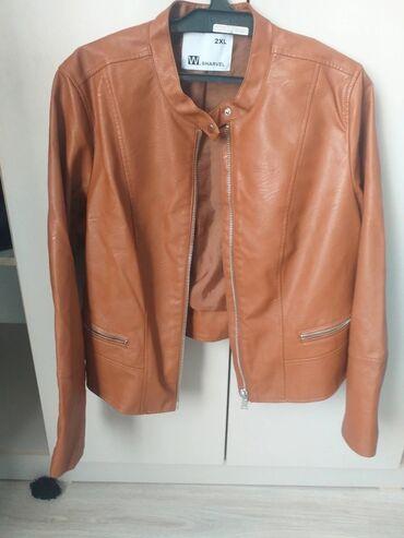Продаю совершенно новую куртку, эко кожа . Были куплены из Москвы