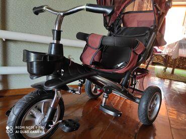 велосипед с детской коляской в Кыргызстан: Велосипед коляска