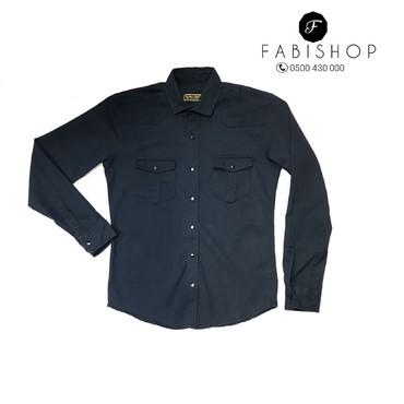 Мужская одежда в Кок-Ой: Мужские рубашки. ANDK1