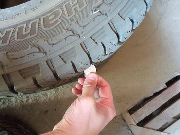 Резина шины колеса пара hankook 275/65/18