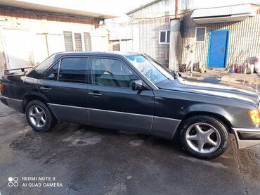 Mercedes-Benz W124 2.3 л. 1991 | 350000 км