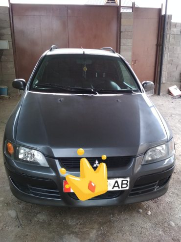 Mitsubishi Space Star 2004 в Бишкек