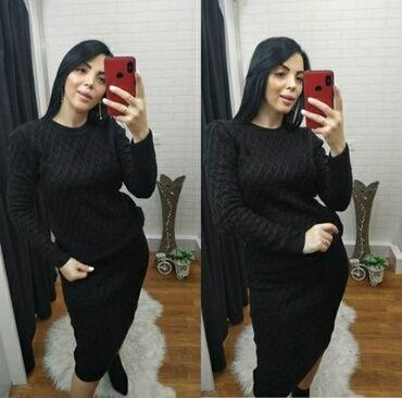 Dress Sərbəst biçimli 9Fashion Woman XXL