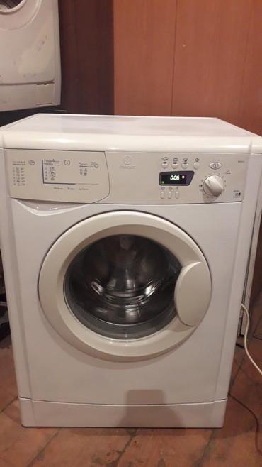 Bakı şəhərində İkitərəfli Avtomat Washing Machine Indesit 6 kq.