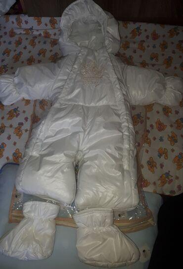 детская осенняя одежда в Кыргызстан: Детский комбинезон 2 в 1 можно на осень,зима и весна внутреннюю можно