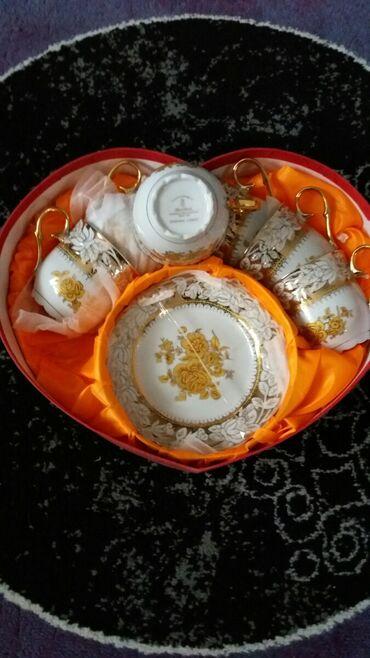 Чайный сервиз(чехия)