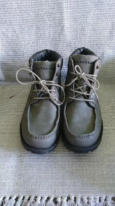 Muška obuća | Bor: Muske zimske cipele/cizme US POLO ASSASINS br. 46.5Cizme kupljene u