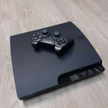 Продаю Сони PS3,состояния отл,прашитая,больше 10ти игр,Pes2013(обновлё