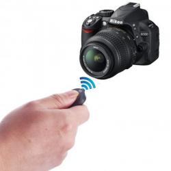 d90 - Azərbaycan: Nikon ML-L3 pultu uzaqdan şəkil çəkmək üçün rahat vasitə. İnfrared