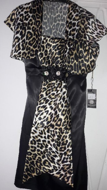 Haljina-s-msandale-poklon - Srbija: Nova haljina dobijena na poklon. Ali ne odgovara velicina