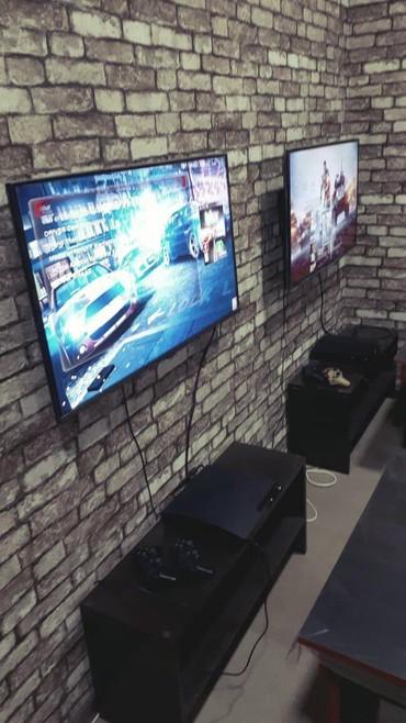 - Azərbaycan: PS 3 klub satilir  10 eded--109 ekran led tv,hamisi ela veziyyetdedi
